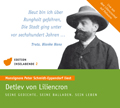 Liliencron Hörbuch